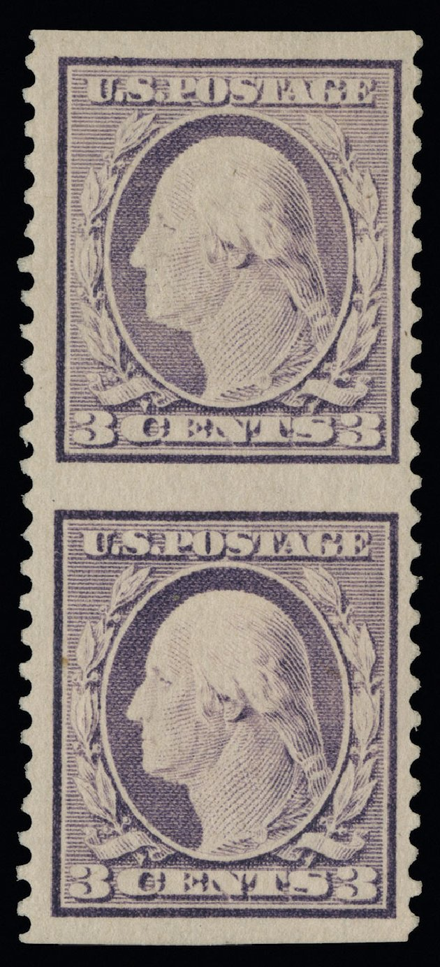 Cost of US Stamp Scott Catalogue #501 - 1917 3c Washington Perf 11. Spink Shreves Galleries, Aug 2013, Sale 144, Lot 270