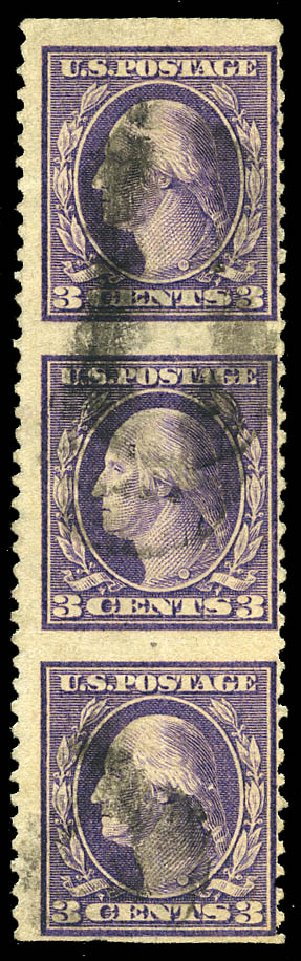 US Stamp Price Scott Catalog 502 - 3c 1918 Washington Perf 11. Matthew Bennett International, Feb 2015, Sale 351, Lot 204