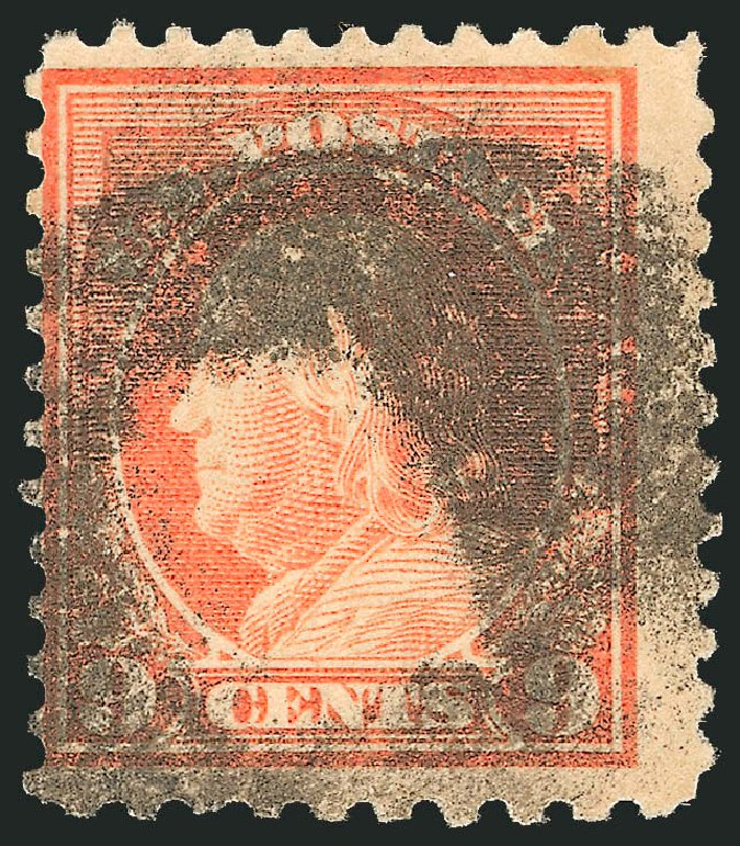 US Stamps Values Scott Cat. #509: 1917 9c Franklin Perf 11. Robert Siegel Auction Galleries, Feb 2015, Sale 1093, Lot 475