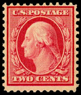 Cost of US Stamps Scott Catalog 519: 1c 1917 Washington Perf 11. Daniel Kelleher Auctions, May 2015, Sale 669, Lot 3109
