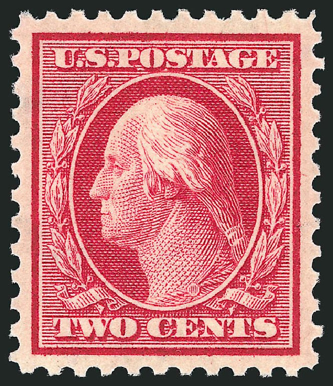 Value of US Stamp Scott Cat. #519 - 1917 1c Washington Perf 11. Robert Siegel Auction Galleries, Jun 2015, Sale 1106, Lot 3160