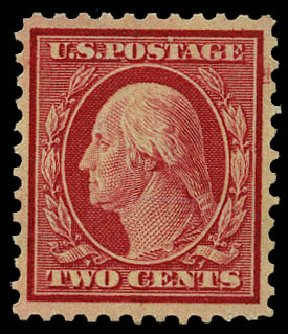 Costs of US Stamps Scott Catalog #519 - 1c 1917 Washington Perf 11. Daniel Kelleher Auctions, May 2015, Sale 669, Lot 3111