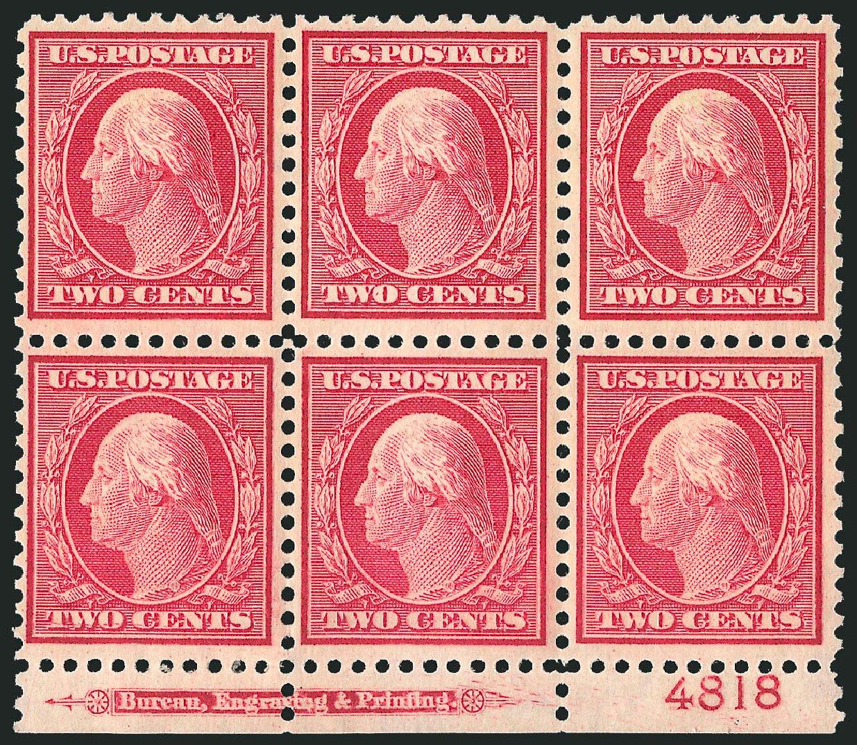 Costs of US Stamps Scott Catalogue # 519: 1c 1917 Washington Perf 11. Robert Siegel Auction Galleries, Feb 2015, Sale 1093, Lot 481