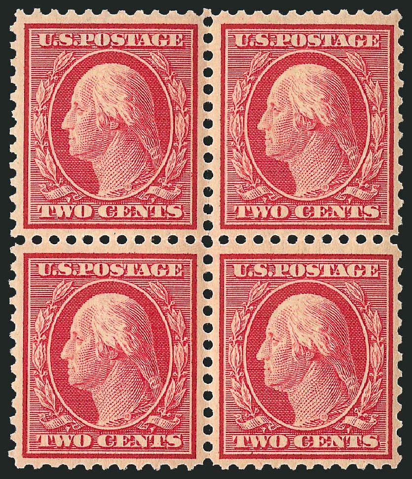 US Stamp Price Scott Catalogue # 519: 1917 1c Washington Perf 11. Robert Siegel Auction Galleries, Apr 2015, Sale 1096, Lot 754