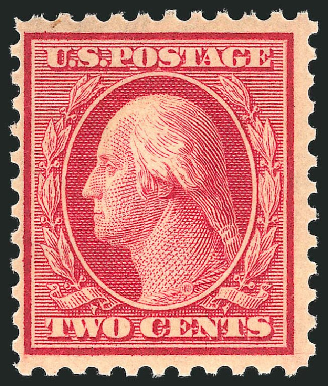 US Stamp Values Scott Cat. 519 - 1c 1917 Washington Perf 11. Robert Siegel Auction Galleries, Jul 2015, Sale 1107, Lot 504