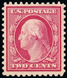 Value of US Stamp Scott Catalogue 519: 1c 1917 Washington Perf 11. Schuyler J. Rumsey Philatelic Auctions, Apr 2015, Sale 60, Lot 2425