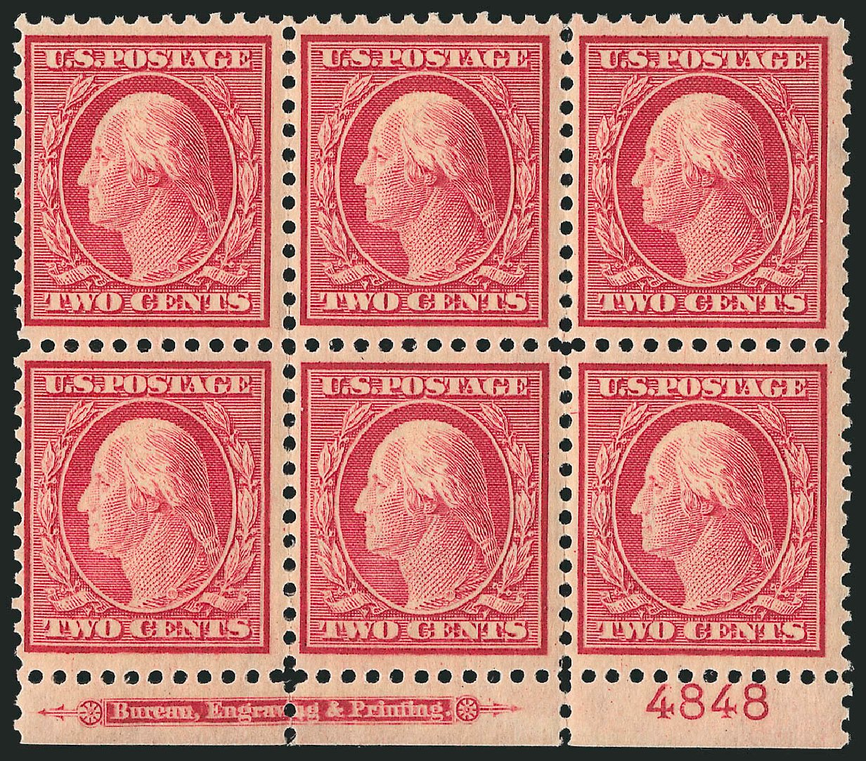Price of US Stamps Scott 519: 1917 1c Washington Perf 11. Robert Siegel Auction Galleries, Apr 2015, Sale 1096, Lot 755