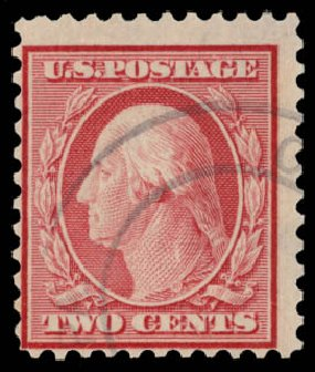 US Stamp Price Scott Cat. #519: 1917 1c Washington Perf 11. Daniel Kelleher Auctions, May 2015, Sale 669, Lot 3112