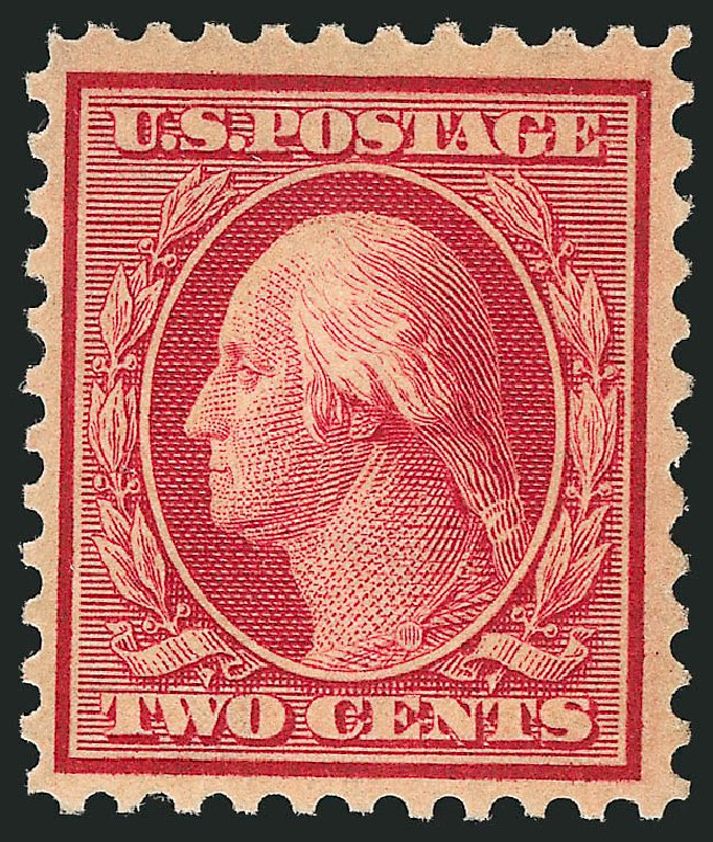 Cost of US Stamp Scott Catalogue # 519 - 1c 1917 Washington Perf 11. Robert Siegel Auction Galleries, Apr 2015, Sale 1096, Lot 753