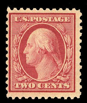 US Stamps Price Scott Catalog 519 - 1c 1917 Washington Perf 11. Cherrystone Auctions, Mar 2015, Sale 201503, Lot 56