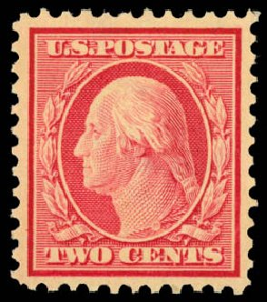 Value of US Stamps Scott Catalog 519 - 1917 1c Washington Perf 11. Daniel Kelleher Auctions, Aug 2015, Sale 672, Lot 2776