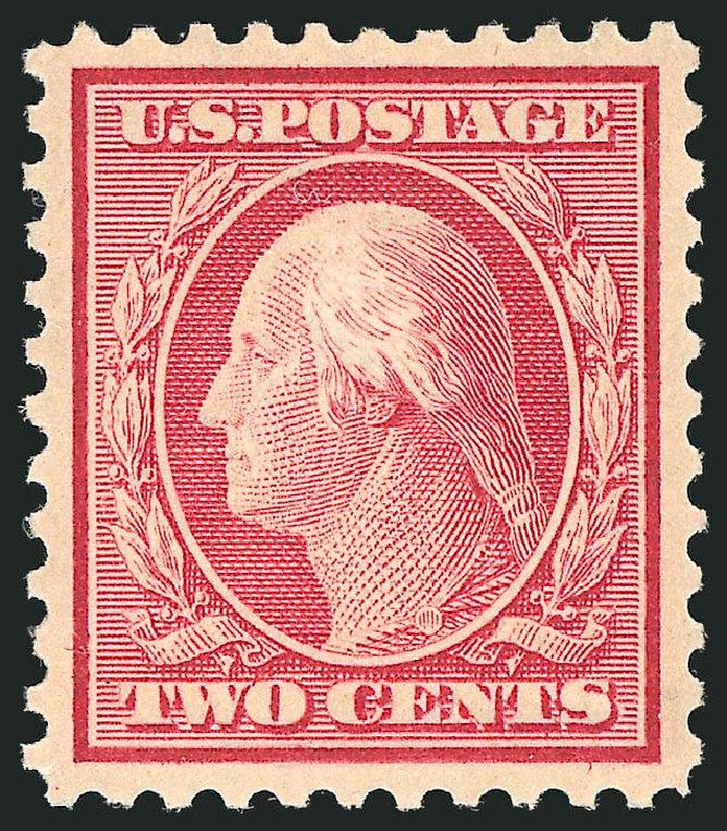 Values of US Stamp Scott Catalog 519: 1c 1917 Washington Perf 11. Robert Siegel Auction Galleries, Dec 2014, Sale 1090, Lot 1566