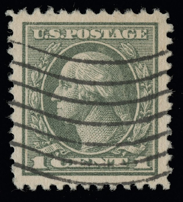 Prices of US Stamp Scott #525: 1918 1c Washington Offset Perf 11. Spink Shreves Galleries, Aug 2013, Sale 144, Lot 281