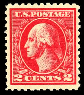 Costs of US Stamps Scott Catalog #528A: 2c 1920 Washington Offset Perf 11. Daniel Kelleher Auctions, Dec 2012, Sale 633, Lot 911