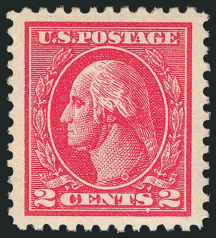 Prices of US Stamps Scott # 528B: 1920 2c Washington Offset Perf 11. Robert Siegel Auction Galleries, Dec 2013, Sale 1062, Lot 721