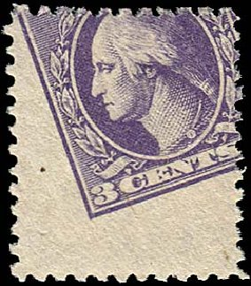 US Stamp Value Scott Cat. #530 - 3c 1918 Washington Offset Perf 11. Regency-Superior, Jan 2015, Sale 109, Lot 1822