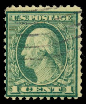 US Stamps Values Scott Catalogue 544