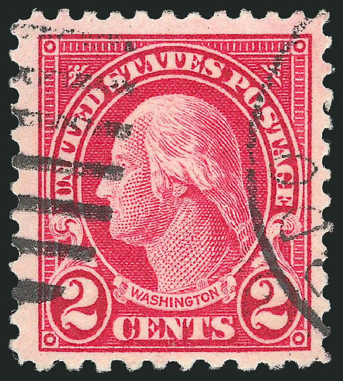 US Stamp Value Scott Catalog 554