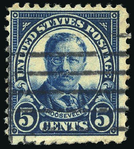 Costs Of US Stamp Scott Cat 557