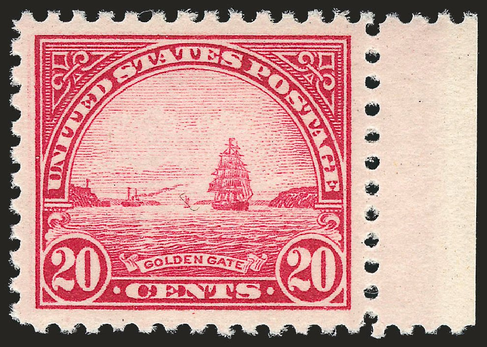 Values Of US Stamp Scott Catalogue 567