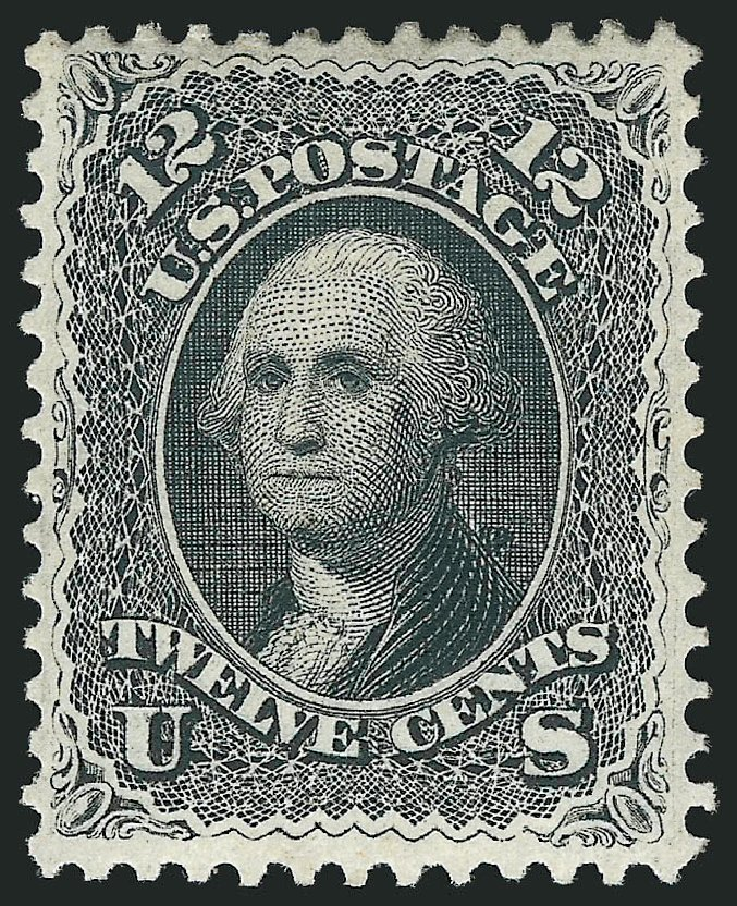 Costs of US Stamp Scott Catalogue #69 - 12c 1861 Washington. Robert Siegel Auction Galleries, Apr 2015, Sale 1096, Lot 133