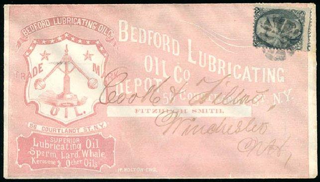 Price of US Stamps Scott Catalogue # 73: 1861 2c Jackson. Schuyler J. Rumsey Philatelic Auctions, Apr 2015, Sale 60, Lot 1828