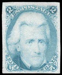 Price of US Stamps Scott Catalog # 73 - 2c 1861 Jackson. Schuyler J. Rumsey Philatelic Auctions, Apr 2015, Sale 60, Lot 1810