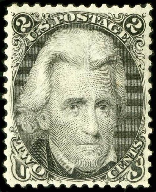 Costs of US Stamps Scott Cat. # 73 - 1861 2c Jackson. Spink Shreves Galleries, Jul 2015, Sale 151, Lot 74