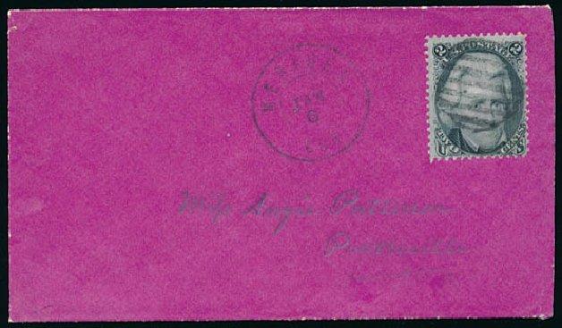 Prices of US Stamp Scott 73: 2c 1861 Jackson. Schuyler J. Rumsey Philatelic Auctions, Apr 2015, Sale 60, Lot 1842
