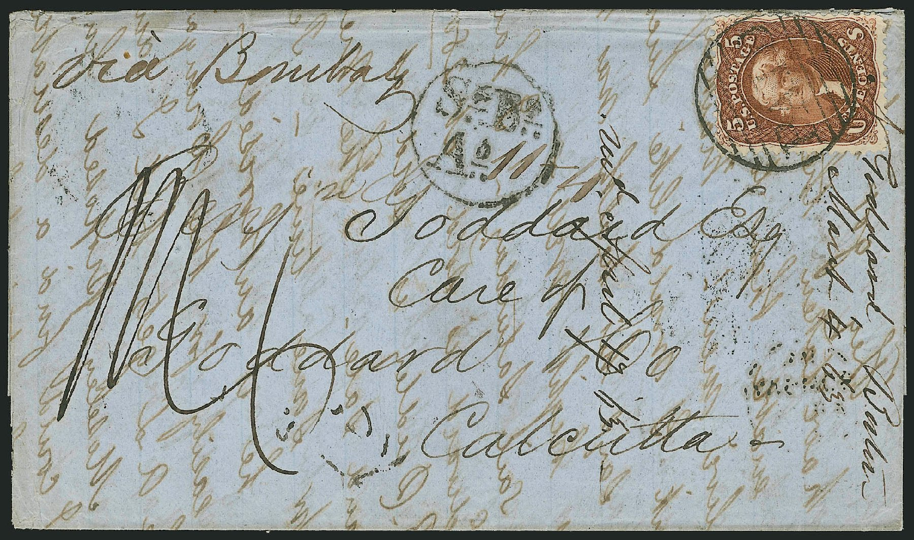 Price of US Stamp Scott Catalog #75 - 5c 1862 Jefferson. Robert Siegel Auction Galleries, Nov 2014, Sale 1084, Lot 3227