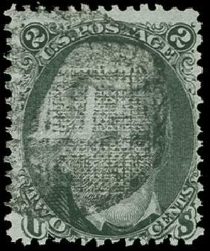 Cost of US Stamps Scott Catalog # 85B - 2c 1868 Jackson Grill. H.R. Harmer, Jun 2015, Sale 3007, Lot 3162