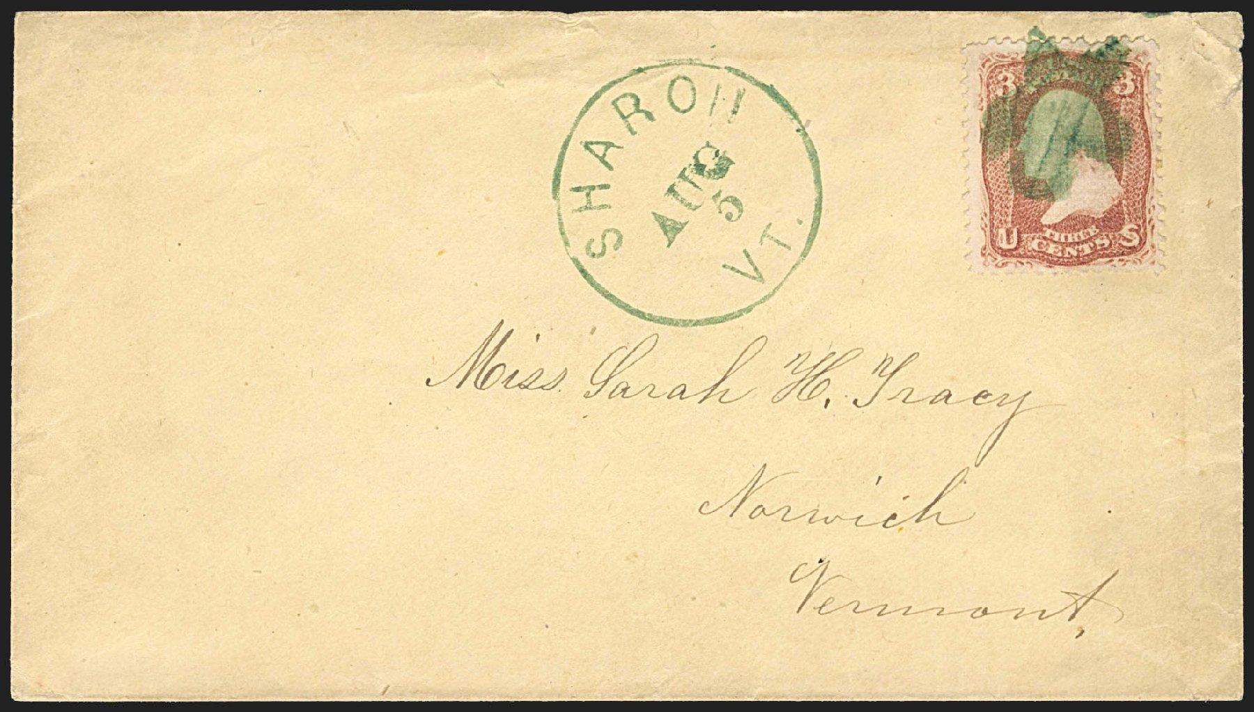 US Stamp Values Scott Catalog 88 - 1868 3c Washington Grill. Robert Siegel Auction Galleries, Jul 2015, Sale 1107, Lot 174