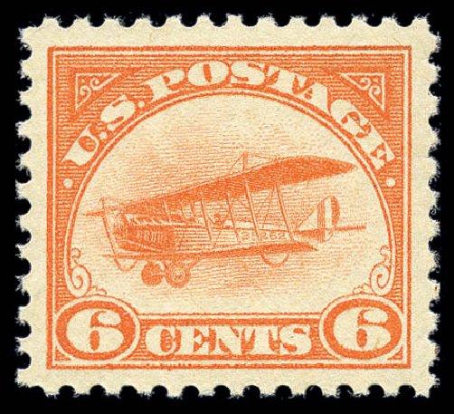 US Stamp Value Scott Catalogue C1