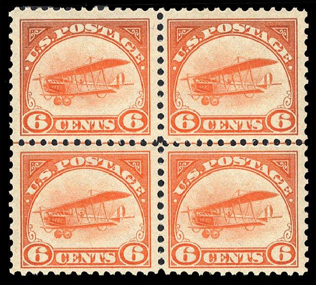 US Stamps Value Scott Catalog C1
