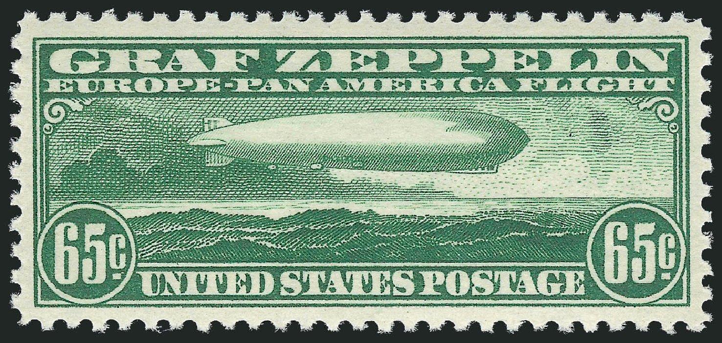 Cost Of US Stamps Scott Cat C13
