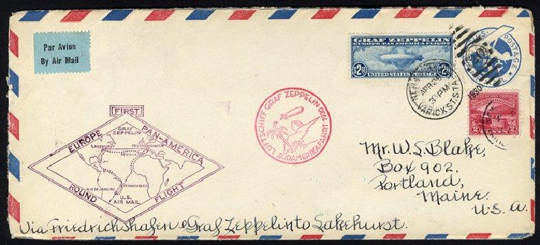 US Stamps Price Scott Cat C15