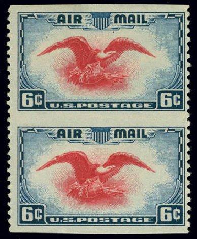 Values Of US Stamp Scott Cat C23