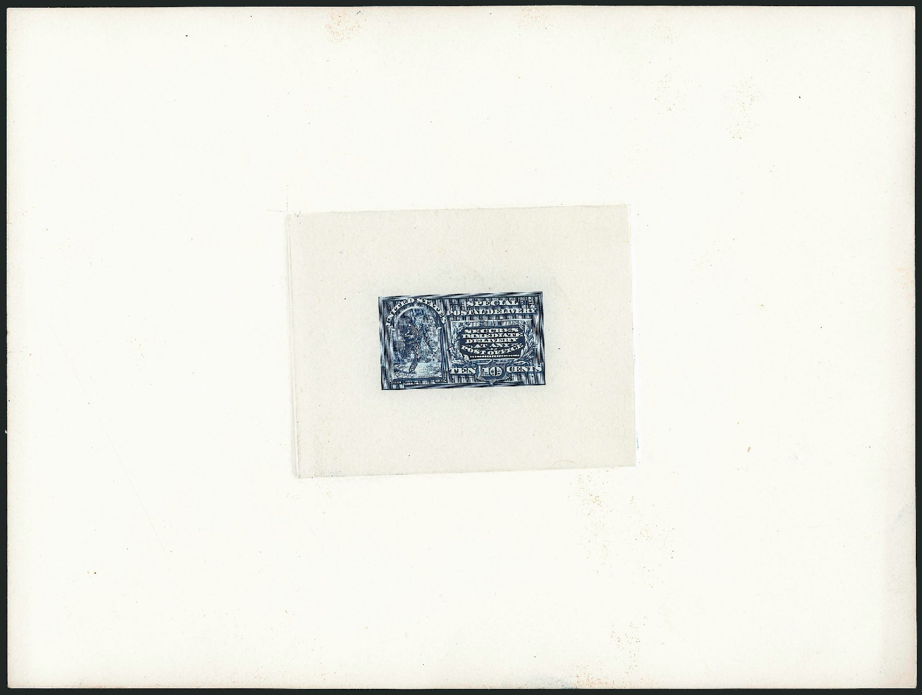 US Stamps Price Scott Catalogue # E4 - 10c 1894 Special Delivery. Robert Siegel Auction Galleries, Mar 2015, Sale 1094, Lot 4