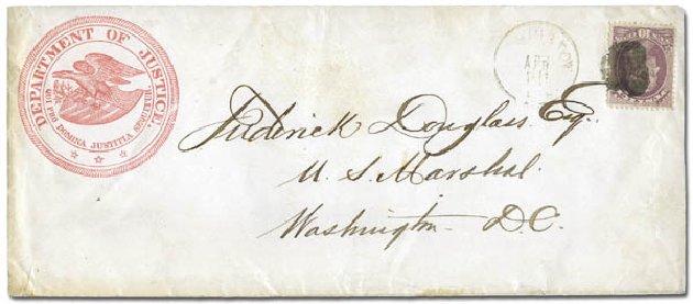 Value of US Stamp Scott #O29: 10c 1873 Justice Official. Matthew Bennett International, Mar 2011, Sale 336, Lot 1395