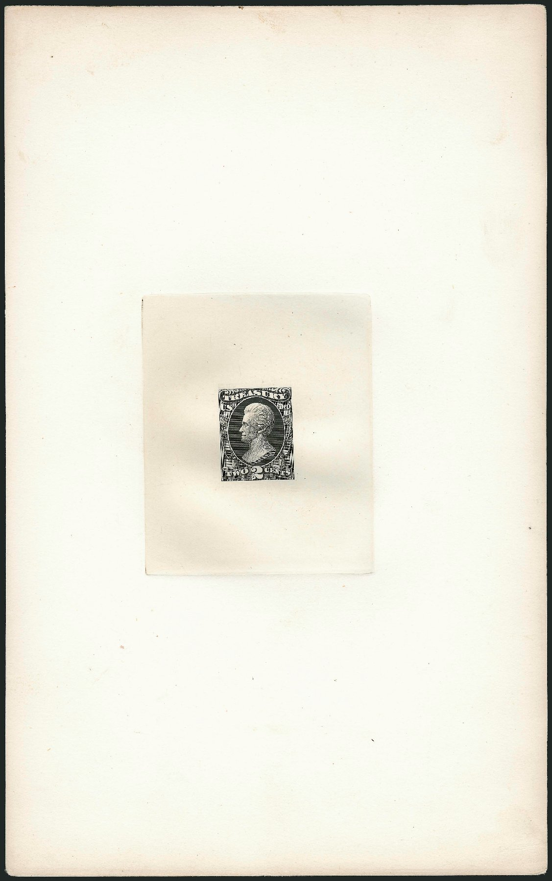 US Stamps Values Scott Catalog #O73 - 1873 2c Treasury Official. Robert Siegel Auction Galleries, Dec 2012, Sale 1037, Lot 1252