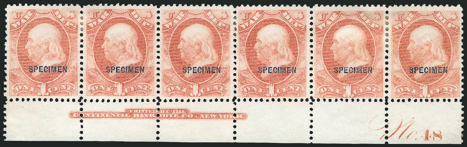 US Stamp Prices Scott Catalog #O83 - 1c 1873 War Official. Robert Siegel Auction Galleries, Mar 2015, Sale 1095, Lot 656
