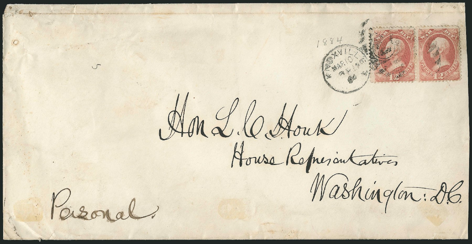 Costs of US Stamps Scott O89 - 12c 1873 War Official. Robert Siegel Auction Galleries, Dec 2010, Sale 1003, Lot 5519