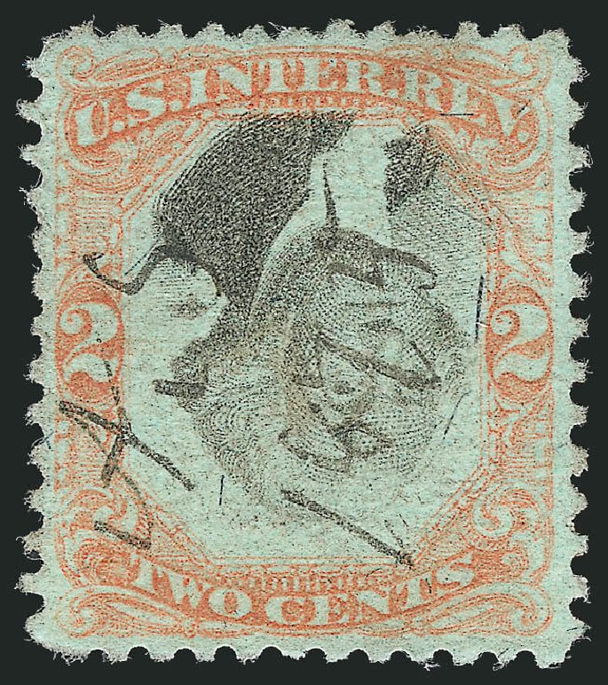 Costs of US Stamps Scott Catalogue #R151: 2c 1874 Revenue Documentary . Robert Siegel Auction Galleries, Dec 2014, Sale 1089, Lot 532