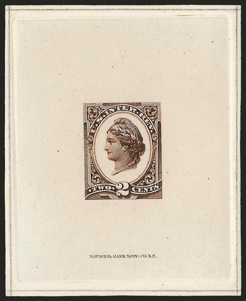 Cost of US Stamps Scott Catalog #R152 - 2c 1875 Revenue Liberty. Robert Siegel Auction Galleries, Dec 2008, Sale 967, Lot 5247