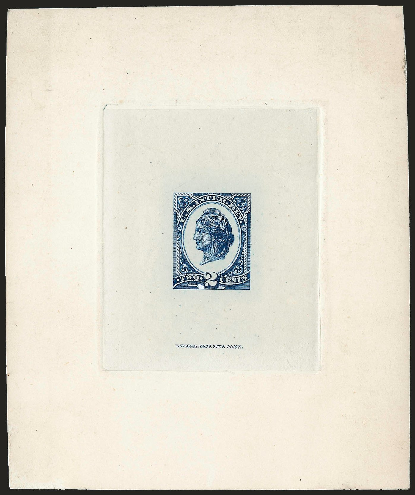 Price of US Stamps Scott Catalog R152: 2c 1875 Revenue Liberty. Robert Siegel Auction Galleries, Dec 2008, Sale 967, Lot 5248