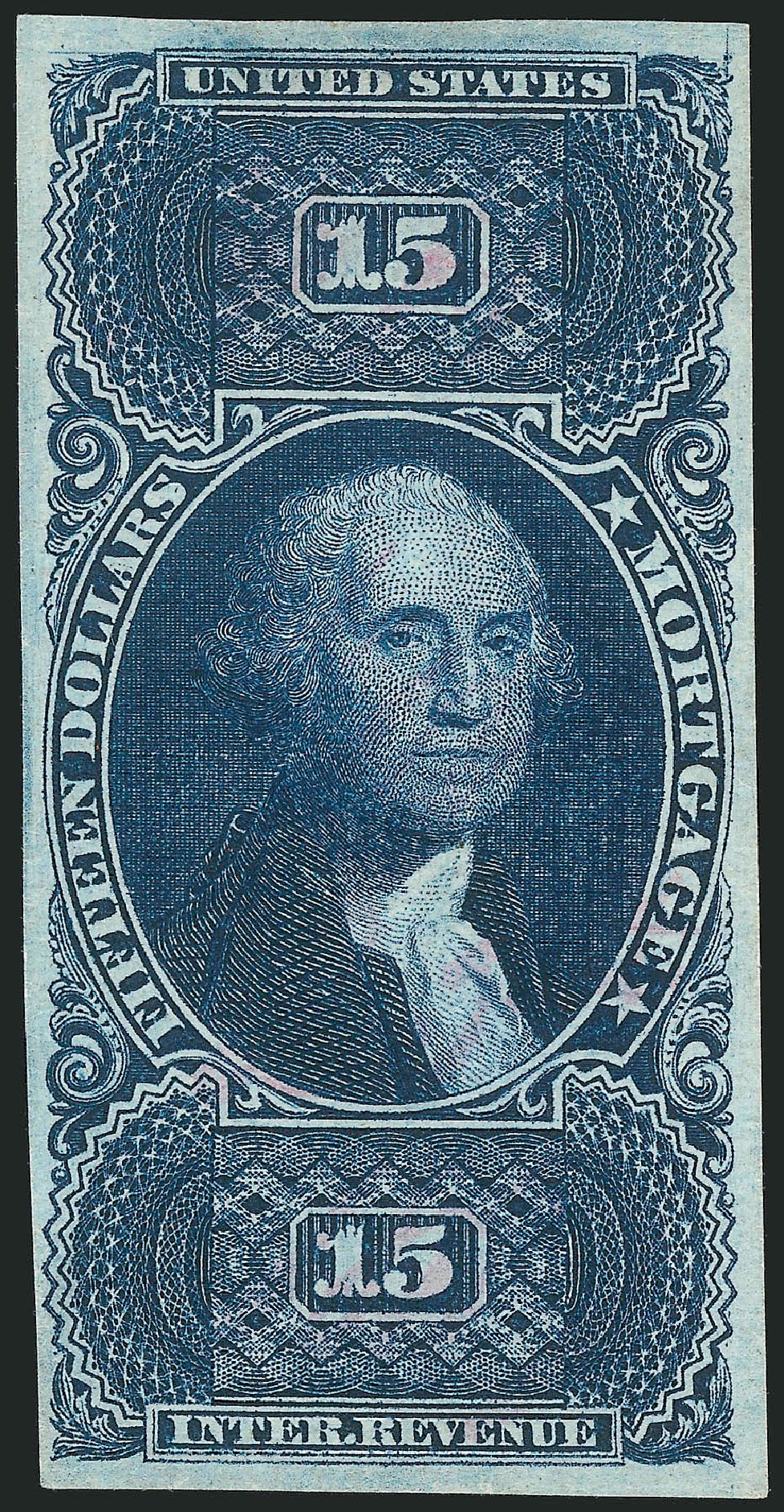 Prices of US Stamp Scott #R97 - 1862 US$15.00 Revenue Mortgage. Robert Siegel Auction Galleries, Dec 2014, Sale 1089, Lot 268
