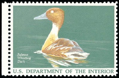 Costs of US Stamp Scott Catalogue #RW53 - 1986 US$7.50 Federal Duck Hunting. Schuyler J. Rumsey Philatelic Auctions, Apr 2015, Sale 60, Lot 2703