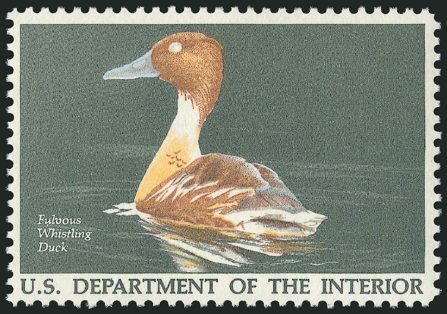 US Stamp Prices Scott # RW53 - US$7.50 1986 Federal Duck Hunting. Robert Siegel Auction Galleries, Dec 2010, Sale 1000, Lot 1343